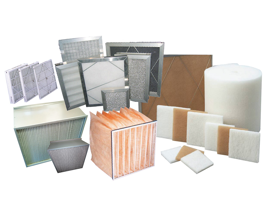 High Efficiency Air Filtration