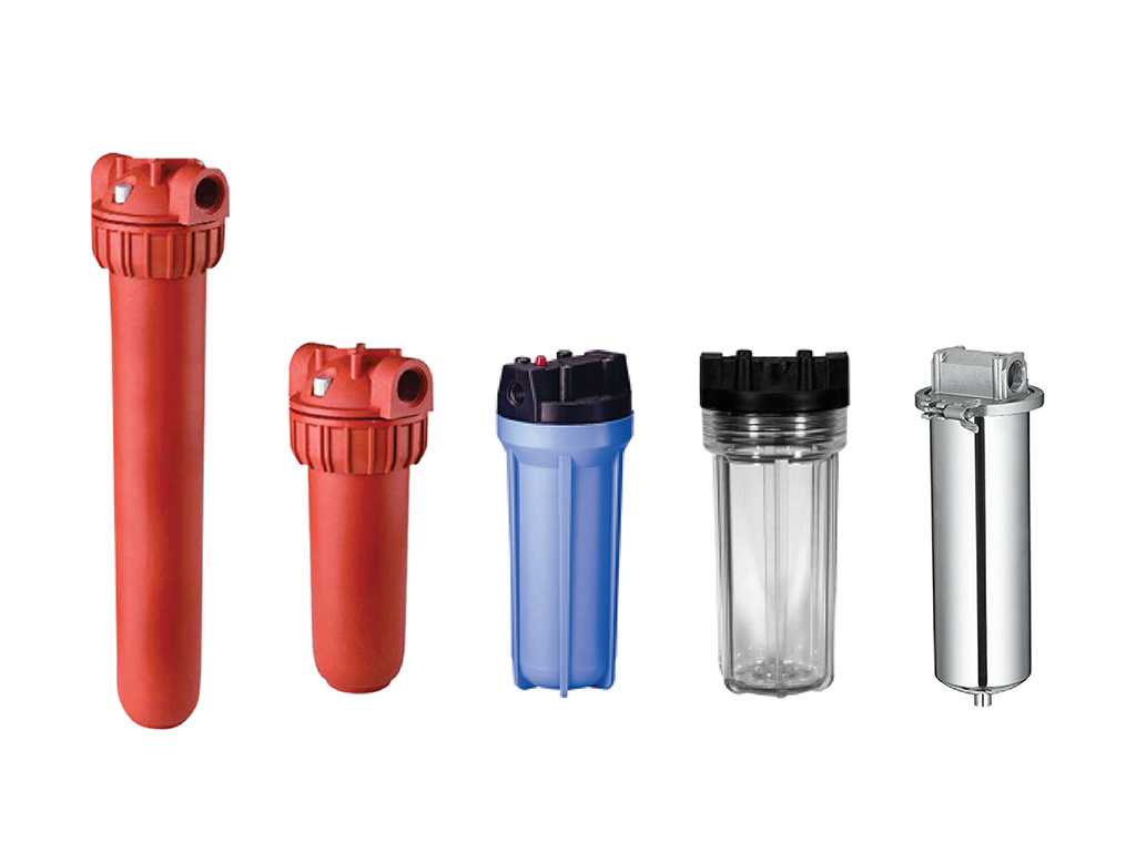 Single Cartridge Filter Vessels